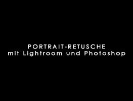 Online-Tutorial Portrait-Retusche